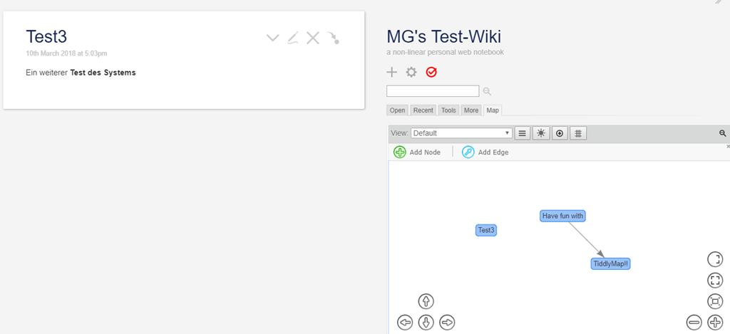 TiddlyWiki–eine erste Einschätzung – grafm net